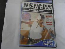 D'S HIP HOP AEROBICS VOL 2 DVD NEW DANCE WORKOUT
