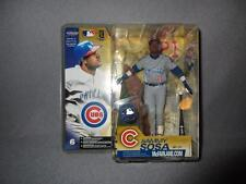 2003 Sammy Sosa Chicago Cubs Gray Uniform McFarlane's Sportspicks Series 6*