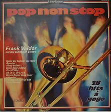 "FRANK VALDOR - Pop non stop 12 "" LP (N864)"