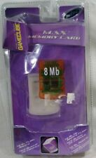 NEW 8MB Max Memory Card for GameCube by Intec