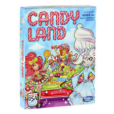 Candy Land Board Game Hasbro Family Classic Gaming, For 2 To 4 Players New