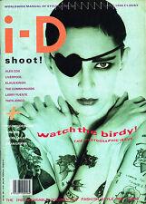 I-D #38 July 1986 Photographic Issue ANN SCOTT Saffron Aldridge KLAUS KINSKI @vg