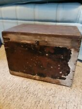 Beautiful Old small Wooden Box
