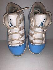 Nike Air Jordan 11 Xi Retro Low Size 9 Baby/Toddler Unc Carolina