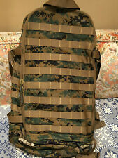 USMC ILBE APB03 Recon Assault Pack MARPAT ARC'TERYX Military Woodland Digital