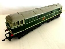 TRIANG TT T96 A1A BRUSH TYPE 2 DIESEL DUMMY NON POWERED LOCO BR GREEN D5501