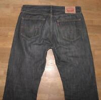 "STARK: LEVI`S 505 Herren- Jeans / Blue-Jeans in dunkel- blau ca. W35""/ L34"""