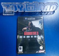 Resident Evil 3 [PAL] fr NEUF Nintendo Gamecube