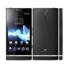 """Débloqué Téléphone 4.3"""" Unlocked Sony Ericsson Xperia SL LT26ii - 32GB - Noir"""
