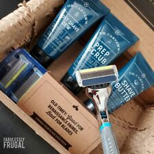Dollar Shave Club Executive Ultimate Starter Set FREE New Shaving Kit Shipping!!