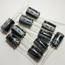 150pcs 10 Values Aluminum Electrolytic Capacitors Kit