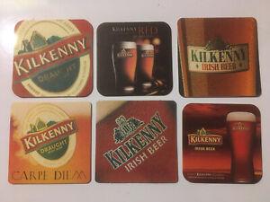 6 x Kilkenny Beer Mats (1) (11.1)