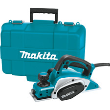 """Makita KP0800K-R 6.5 Amp 3‑1/4"""" Planer with Tool Case"""