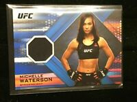 F19254  2019 Topps UFC Knockout Relic/50 Michelle Waterson