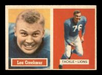 1957 Topps Set Break # 20 Lou Creekmur EX-MINT *OBGcards*