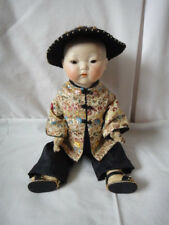 Antique oriental doll-Allemand probablement Armand Marseille 14 in (environ 35.56 cm) circa 1913