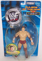 "New! 2001 Jakk's Pacific Rulers Of The Ring ""William Regal"" Action Figure [852]"