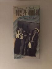 Tommy Dorsey & Frank Sinatra The Song is You 5 CD Box Set w/ Book