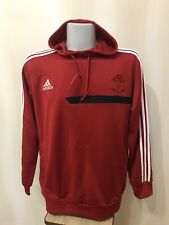FC Southampton 2012/2013 Jacket Size XL adidas football soccer Top sweater Hood
