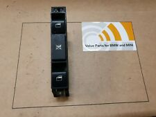 Genuine BMW 3 Series E46 Saloon and Touring Drivers Window Switch Pack 6902184