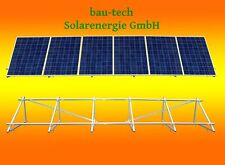 PV Solaire Sous-Structure Élévation Für 6 Module