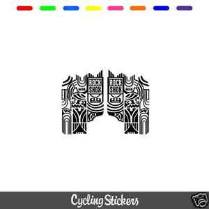 RockShox Totem Style Suspension Fork Decal/Stickers   Replacement