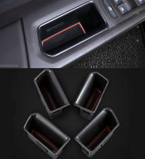 ABS Inner Front&Rear Door Storage Armrest Box For VW Atlas Teramont 2017 2018