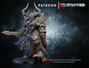 Chaos Lord Proxy - Chosen Slaves Darkness Demon Warrior Leader