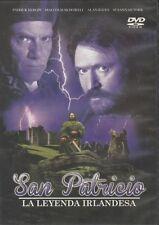 San Patricio La Leyenda Irlandesa New Dvd