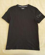 DKNY Donna Karan Designer Men's Black T-Shirt Size Small Excellent Condition