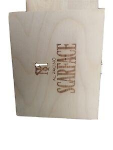 Scarface Limited Holzbox wie Neu HD Bluray