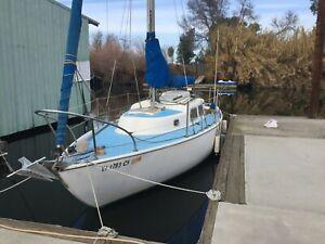 1965 Pearson Ariel 26' Sailboat - California