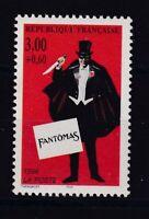 France année 1996 Héros Français Roman policier Fantômas N° 3028** réf 6873#CKDB