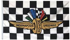 Indianapolis Motor Speedway Flag Banner Flag 3x5Feet Decor