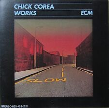 "CHICK COREA - ""Works"", 1985, Stanley Clarke, Gary Burton, Rarely Available on CD"