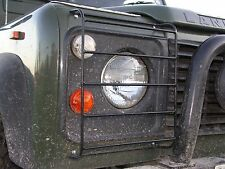 LANDROVER  DEFENDER & SERIES  FRONT AND REAR  LIGHT GUARD KIT