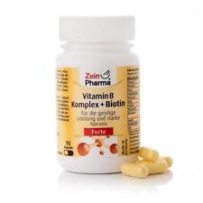 VITAMIN B Komplex+Biotin Forte Kapseln 90 St PZN 10141902