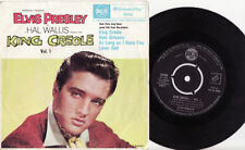 Elvis Presley Rock EP Vinyl Records