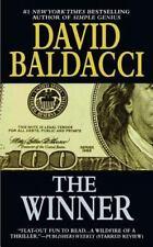The Winner - Acceptable - Baldacci, David - Mass Market Paperback