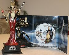 Two Worlds II Limited Collector's Royal Edition Figur und DVD