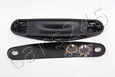 BMW Z3 E36 Roadster 96-02 Original Seat Belt Guide Black Upper Back Left