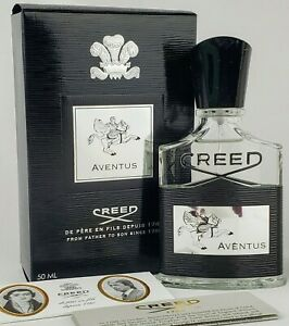 Creed Aventus 50ml / 1.7oz Batch 21N01 Sealed Authentic & Fast from Finescents!