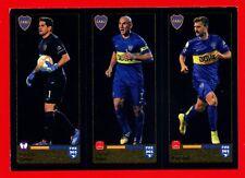 FIFA 365 2015-16 PANINI 2016 -Figurina Stiker- n. 83/84/85 - BOCA JUNIORS -New