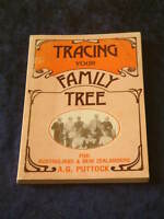 Puttock - Tracing Your Family Tree for australians and new zealanders revised ed