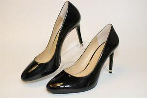 Michael Kors Womens Size 10 M 41 Patent Leather Slip On Stiletto Pump Shoe PW16C