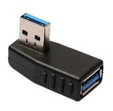 Adaptateur USB 3.0 à 90° Male/Femelle-USB 3.0 to 90° Adapter Male/Female coupler