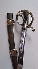 NAPOLEONIC FRENCH HORSE CHASSEUR A CHEVAL DE LA GARDE SWORD 1813 WATERLOO