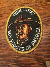BSA Twin Cities Patch