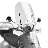 104A GIVI Parabrezza Trasparente Piaggio Vespa LX 50 2005 2006 2007 2008 2009