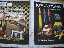 Kracker Jack Goes To School Painting Book Sports, Animals, Children, Nurse